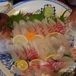 すけ成 - 桜鯛の大漁盛り