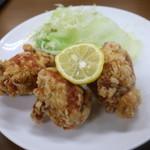 香味徳 - 鶏唐揚げ(ハーフ)