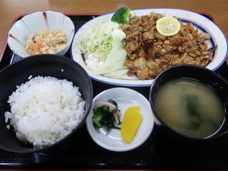 香味徳 赤碕店 - 焼肉定食