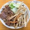 手打ちうどん なべ - 料理写真:肉天うどん