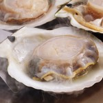 八王子うかい亭 - 料理写真:ホタテ貝のソテー