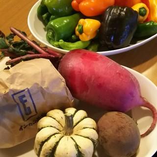 素材から拘る上質中華。肉、魚、野菜…北海道の魅力を堪能。