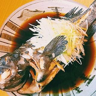 刺身で、蒸し魚で…。北海道の鯛とも称される美味な銘魚に舌鼓。