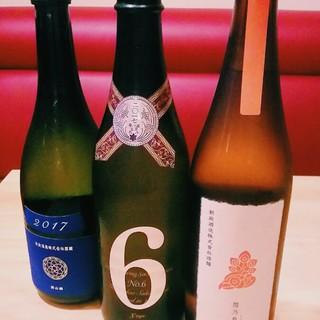 この地ならではの新体験。日本の銘酒と中華料理のマリアージュ。