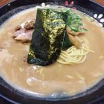 Shodaimemmatsu - ベジポタ豚骨醤油らーめん