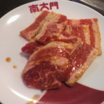 焼肉バイキング 南大門 - 料理写真:牛カルビ
