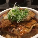 炭焼 豚丼信玄 - 料理写真:豚丼(並)(712円)(2018.12.現在)