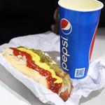 コストコ - 料理写真:娘のクォーターパウンドホットドッグ