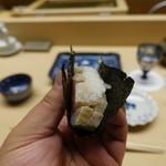 銀座 鮨青木 - 鯖寿司