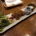 藤よし - 牡蠣フライ