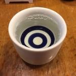藤よし - 西の関 純米酒
