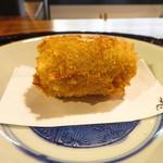 心根 - 揚げ物 海老芋コロッケ