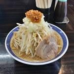 山勝角ふじ - 料理写真:角ふじ麺
