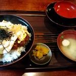 竹葉 - カツ丼