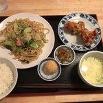 中華料理 福禄 - 日替り定食650円