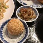 中華料理 福禄 - 胡麻団子