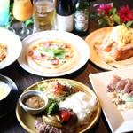 レストラン&カフェ PAO - 料理写真: