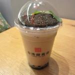 台湾甜商店 - 盆栽ミルクティー 580円+Tax