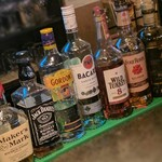 Club HOJU Bar - バーカウンター