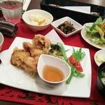 コーヒー×本×ハハゴハン めぐる - 料理写真:一汁三菜今日の昼ごはん