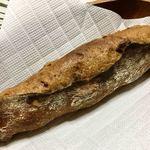 パンやきどころ RIKI - クルミのリュスティック ¥220+税