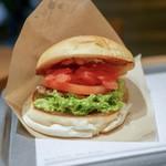 the 3rd Burger - ■フレッシュトマトバーガー 530円