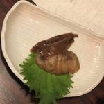 近江町食堂 - 食べかけで、元はもうちょいあった