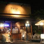 TRIP - 外観写真:近くに海の音が聴こえてくるような… そんな雰囲気のお店です。
