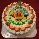 9843616 - おいの誕生日には、アンパンマンで。かわいくて、しかも、超おいしい!