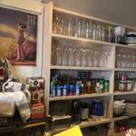 ナミニノカレー - 店内風景