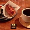 オーバーコーヒー - 料理写真: