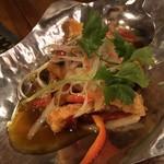 チェディルアン - サムロット(リゾート風スィートサワーチリソース)本日のお魚 1059円
