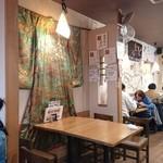 麺闘庵 - 店内