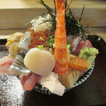 98432540 - 「特上海鮮丼」(1,500円)