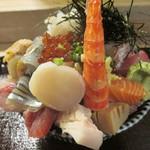98432546 - 「特上海鮮丼」(1,500円)
