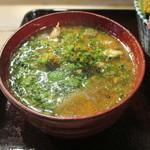 98432570 - 魚汁(200円)