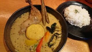 Rojiura Curry SAMURAI.  下北沢店 - 2018.10