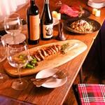 STEAK HOUSE & BBQ BALCONIWA - 忘年会・新年会にぴったり!店内コースは飲み放題付き5000円〜ご用意しています。その他御予算ありの宴会などもお気軽にご相談ください‼︎