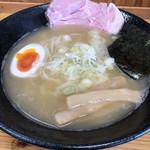 麺匠 京 - 料理写真:鶏白湯そば