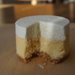 98434554 - Kaikado チーズケーキ断面