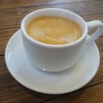 ラビッシュ - ホットコーヒー