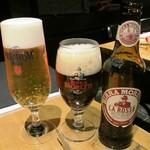 98438657 - 生ビール&モレッティ