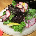 98438674 - 地野菜のサラダ