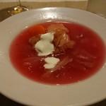ロシア料理 サモワール -