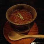 酒盃 - 茶碗蒸し