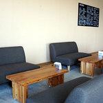 cafe path - ソファー席。