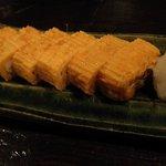 酒盃 - 地鶏タマゴ焼き