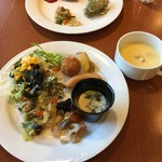 Cafe Restaurant Lavender - ランチハーフビュッフェ