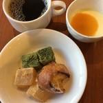Cafe Restaurant Lavender - わらび餅