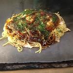 お好み焼き 西谷 - 料理写真:肉玉そば